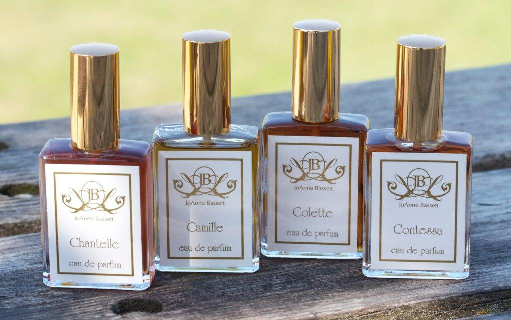 Perfumes Past Luxury Artisanal All Natural Perfumes By