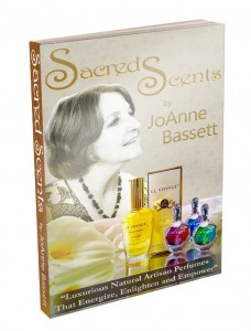 Sacred Scents Book cover